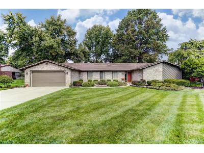 Dayton Single Family Home Active/Pending: 2057 Meadowside Lane