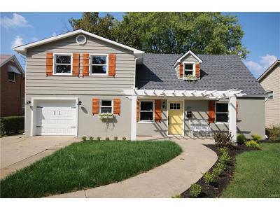 Kettering Single Family Home Active/Pending: 217 Lincoln Park Boulevard