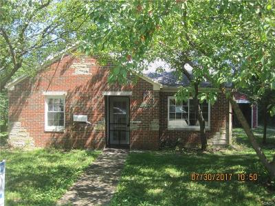 Yellow Springs Single Family Home For Sale: 211 Davis Street
