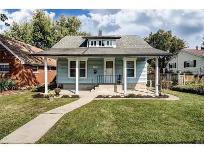 Dayton Single Family Home For Sale: 1137 Sharon Avenue