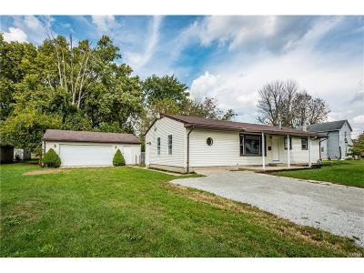 Xenia Single Family Home For Sale: 96 Stelton Road