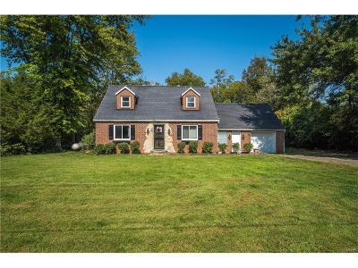 Dayton Single Family Home For Sale: 7285 Dayton Liberty Road