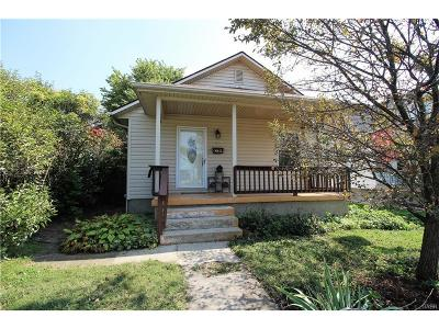 Dayton Single Family Home For Sale: 2416 Nill Avenue