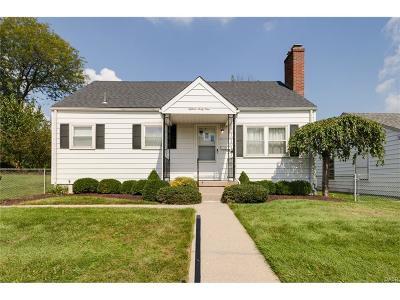 Dayton Single Family Home For Sale: 1541 Suman Avenue
