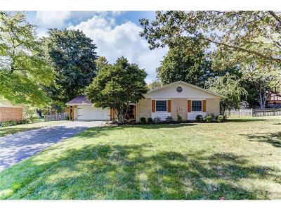 Beavercreek Single Family Home Active/Pending: 1925 Wilene Drive