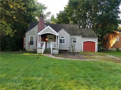 Dayton Single Family Home For Sale: 266 Park End Drive