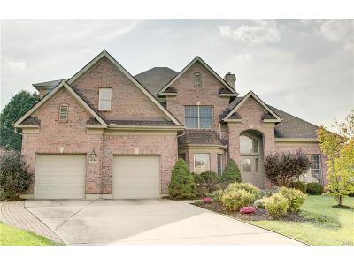 Centerville Single Family Home For Sale: 9784 Tibbals