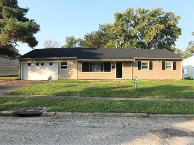 Dayton Single Family Home For Sale: 4134 Ridgecrest Avenue