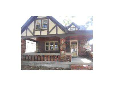 Dayton Single Family Home For Sale: 2818 Kenmore Avenue