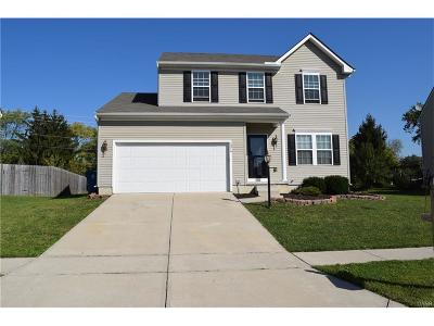 Dayton Single Family Home For Sale: 5019 Katherine Court