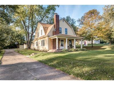 Xenia Single Family Home Active/Pending: 801 Hook Road