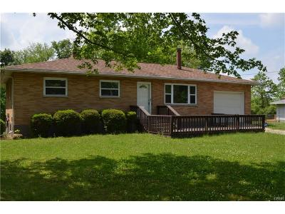 Miamisburg Single Family Home For Sale: 2330 Maue Road