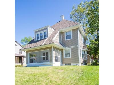 Dayton Single Family Home For Sale: 1730 Radcliff Road