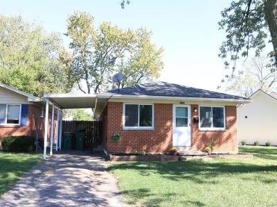 Dayton Single Family Home For Sale: 2740 Gaylord Avenue