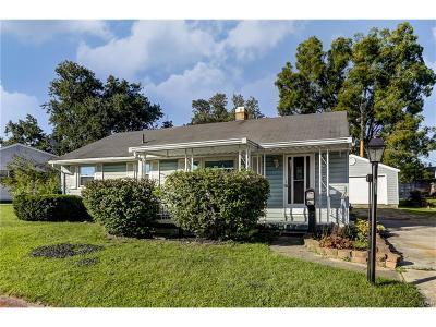 Tipp City Single Family Home For Sale: 89 Kiser Drive