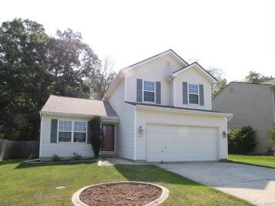Dayton Single Family Home For Sale: 4324 Coach Light Trail