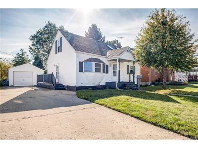 Fairborn Single Family Home For Sale: 812 Washington Avenue