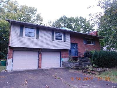 Dayton Single Family Home For Sale: 2419 Loris Drive