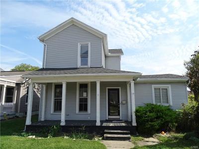 Dayton Single Family Home Active/Pending: 14 Hawthorn Street
