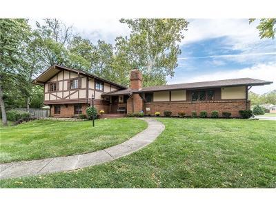 Dayton Single Family Home For Sale: 6026 Jassamine Drive