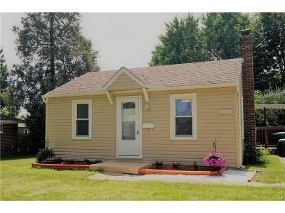 Dayton Single Family Home For Sale: 4508 Varney Avenue