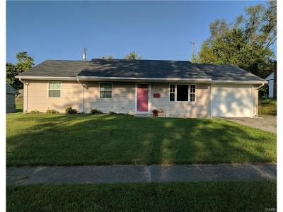 Enon Single Family Home Active/Pending: 4179 Phillips Street