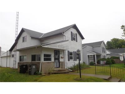 Troy Single Family Home For Sale: 713 Franklin Street