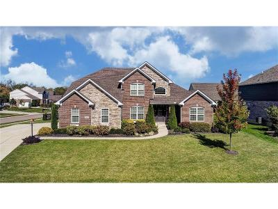 Dayton Single Family Home For Sale: 1319 Clydesdale Court