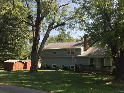 Yellow Springs Single Family Home For Sale: 421 Winter Street