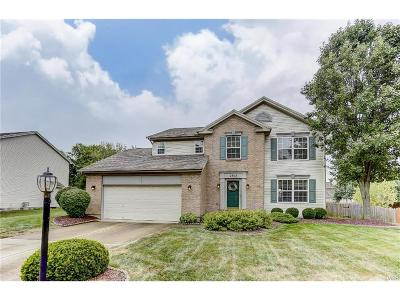 Miamisburg Single Family Home Active/Pending: 2362 Sunflower Drive