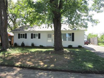 Xenia Single Family Home For Sale: 1117 Reid Avenue