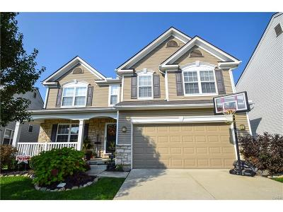 Troy Single Family Home For Sale: 874 Gearhardt Lane