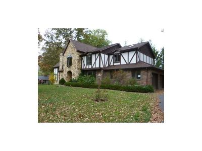 Xenia Single Family Home For Sale: 1228 Old Springfield Pike