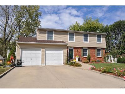 Xenia Single Family Home Active/Pending: 2076 El Camino Drive