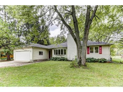 Beavercreek OH Single Family Home For Sale: $142,500