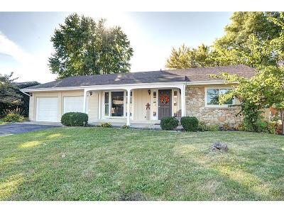 Xenia Single Family Home For Sale: 716 Eden Roc Drive
