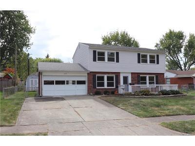 Xenia Single Family Home For Sale: 249 Bedford Avenue