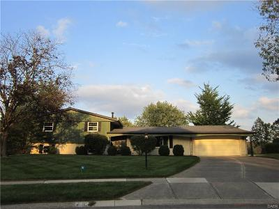 Fairborn Single Family Home Active/Pending: 436 Warwick Place