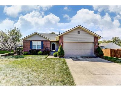 Xenia Single Family Home Active/Pending: 1380 Sterling Commons Boulevard