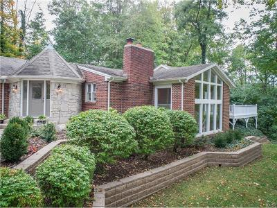 Dayton Single Family Home For Sale: 3162 Blossom Heath Road