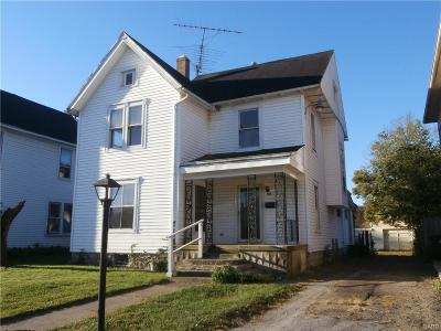 Troy Single Family Home For Sale: 926 Franklin Street