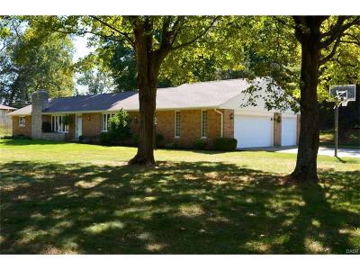 Beavercreek Single Family Home Active/Pending: 3721 Patterson Road