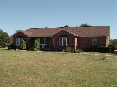 Cedarville Single Family Home Active/Pending: 3429 Us Route 42