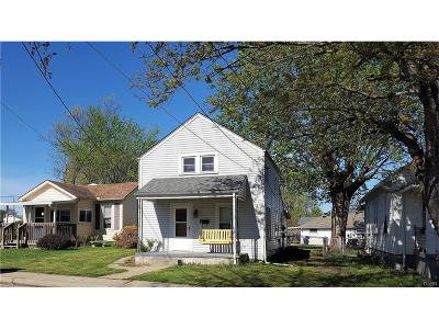 Xenia Single Family Home For Sale: 998 Monroe Street