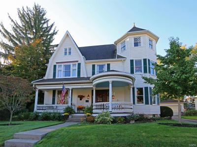 Tipp City Single Family Home Active/Pending: 212 Broadway Street