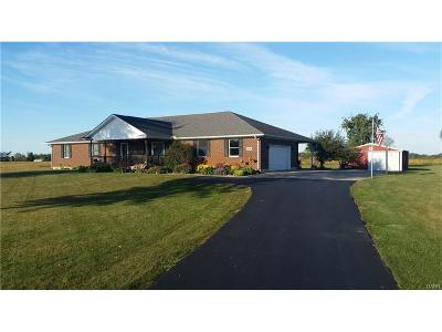 Xenia Single Family Home Active/Pending: 1591 Paintersville New Jasp Road