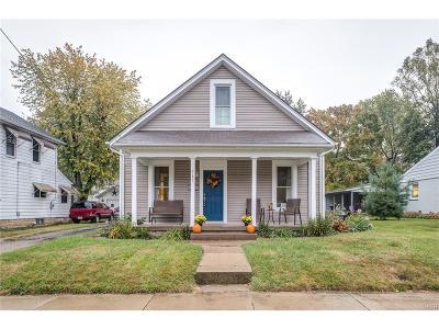 Xenia Single Family Home Active/Pending: 769 Chestnut Street