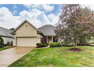 Centerville Single Family Home For Sale: 1024 Greenskeeper Way
