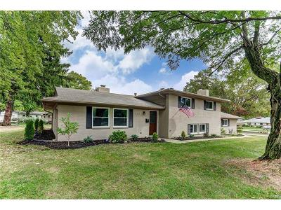 Kettering Single Family Home For Sale: 501 Judith Drive