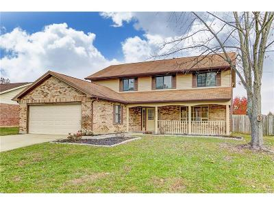 Huber Heights Single Family Home Active/Pending: 6577 Charlesgate Road